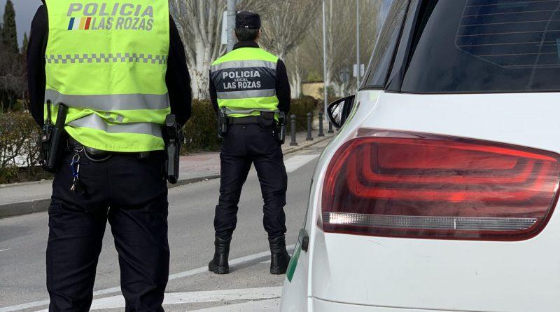 policia las rozas