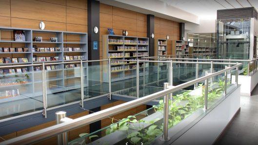 biblioteca galapagar